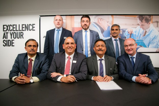 MBDA and BDL agree to assemble Mistral and ASRAAM missiles in India