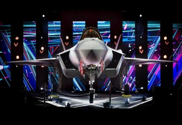 Royal Netherlands Air Force to Order Nine More F-35s for €1 Bn