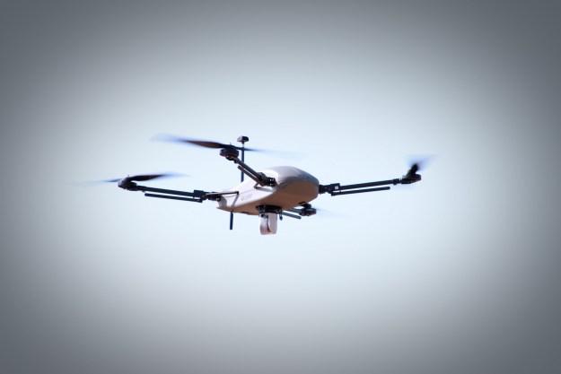 THOR vertical takeoff and landing (VTOL)