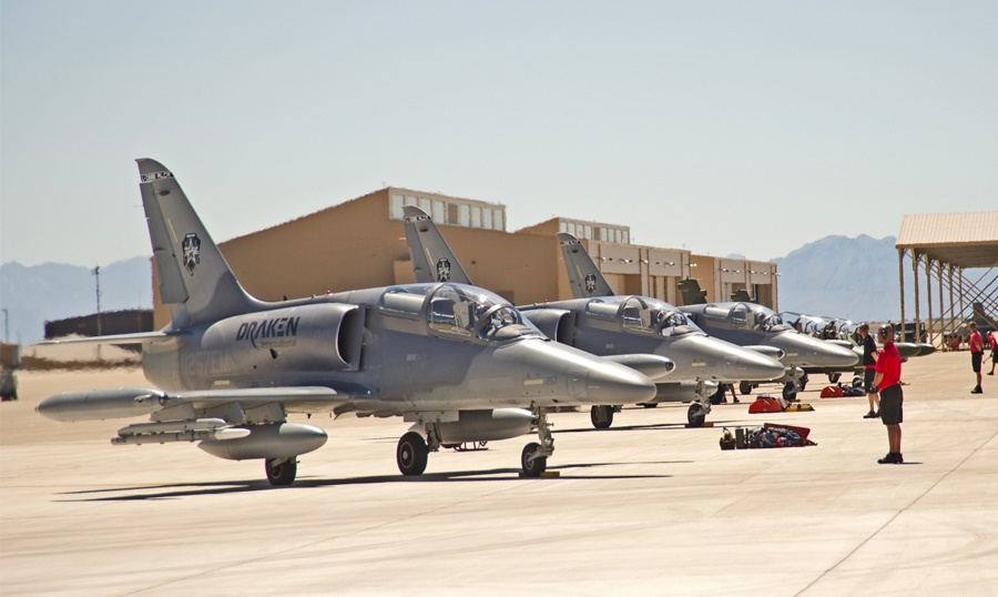 Draken L-159E Honey Badger