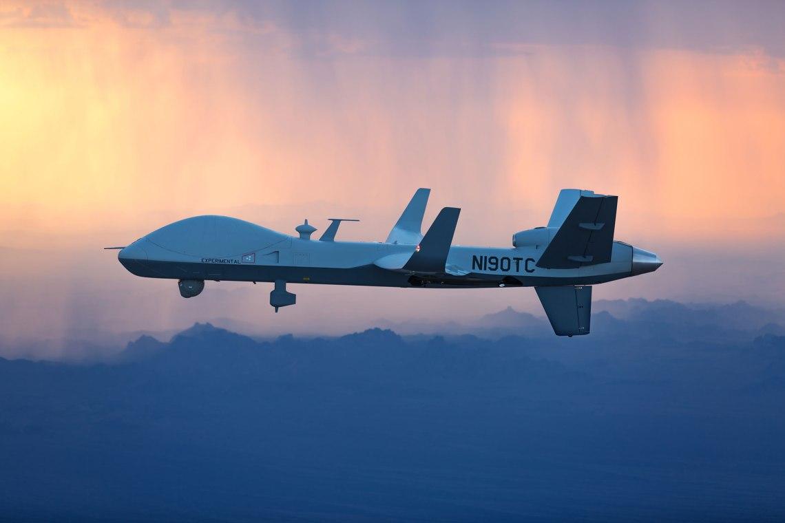 General Atomics MQ-9B 'Sky Guardian'