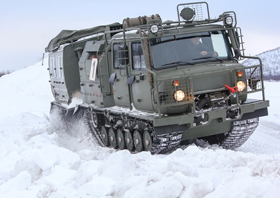 More Than 780 Pieces of Armored Vehicles Received Western Military District This Year