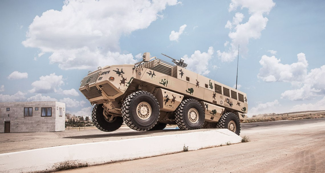 The two companies have signed a Memorandum of Agreement (MOU) to develop and produce armoured vehicles in Indonesia, such as Paramount's Mbombe 6x6 infantry combat vehicle.