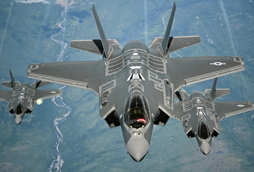 Moog Announces Award of Lockheed Martin Production Contracts for F-35 Lightning II