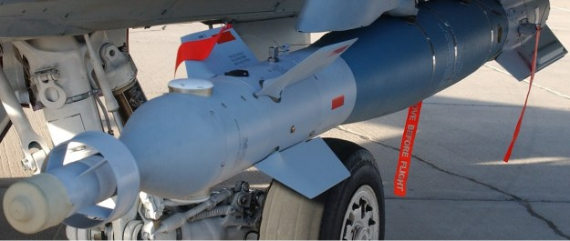 Raytheon Wins $386M for Paveway Family of Weapons