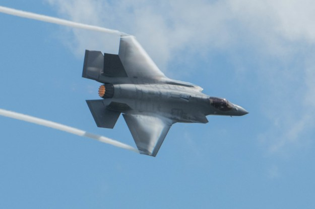 Although not named in this article, China's theft of F-35 technology it then used to develop its own J-20 stealth fighter is one of the best-known instances of technology theft by a foreign nation.