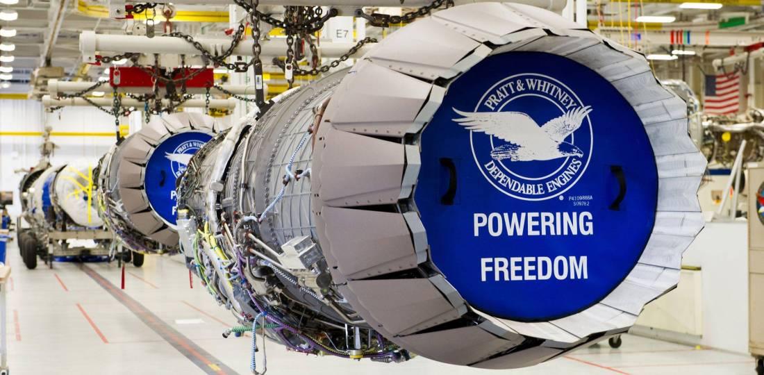 Pratt and Whitney F135 propulsion system