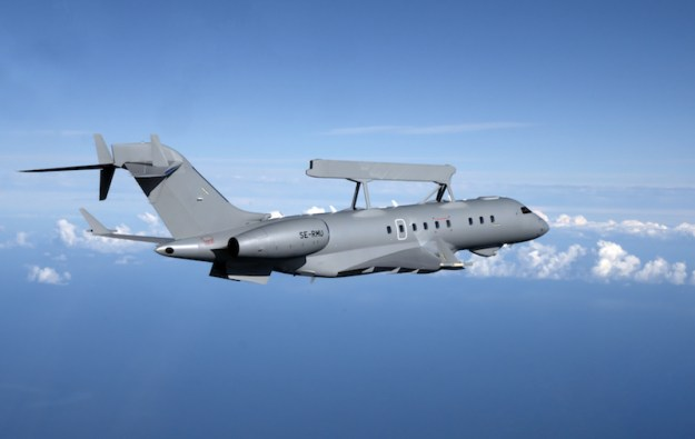 United Arab Emirates Announces Intention to Procure Additional GlobalEye from Saab