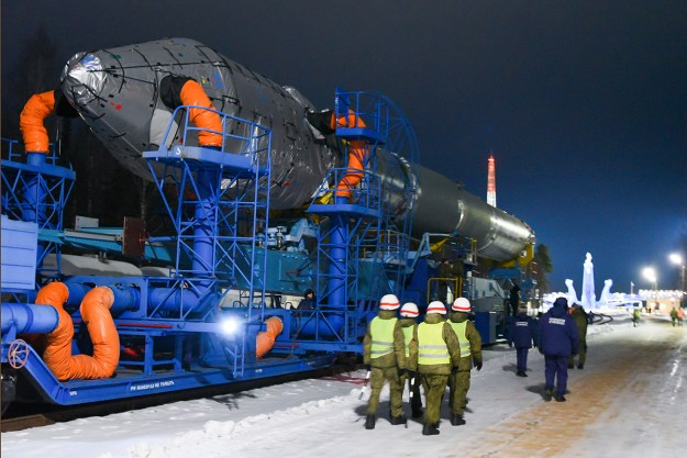 Russian Aerospace Forces successfully launches Soyuz-2 launch vehicle from Plesetsk Cosmodrome