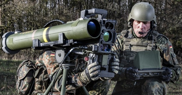 German Army acquires 1500 SPIKE missiles and hundreds of launchers