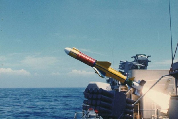 The Hsiung Feng II is a short-range anti-ship missile developed by Taiwan's National Chung-Shan Institute of Science and Technology will enhance combat capabilities.