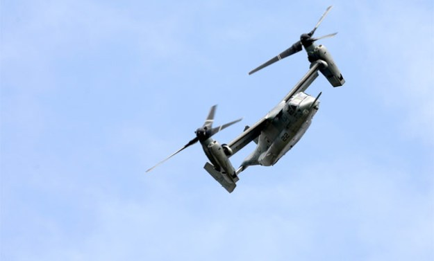 Rolls-Royce Wins $1.2Bn to Support V-22 Engines