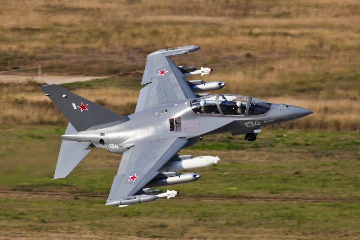 Yak-130 Combat Trainer