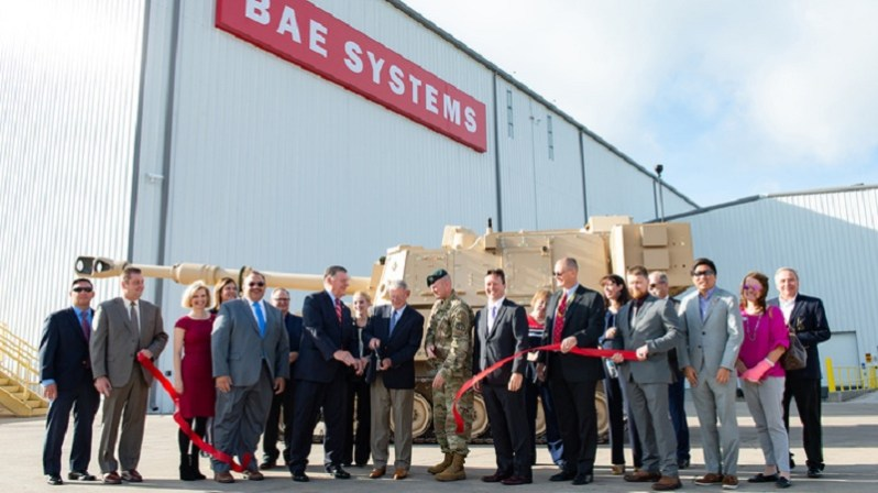 BAE Expands Facility at Elgin, Oklahoma