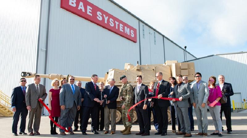 BAE Expands Facility at Elgin, Oklahoma