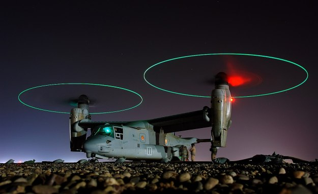 Bell-Boeing Wins $219M for V-22 Logistic Support