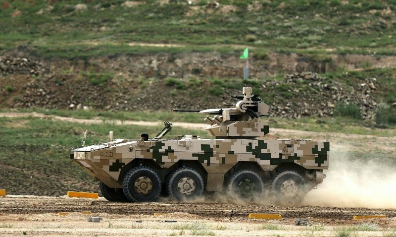 NORINCO VN-1 Wheeled Infantry Fighting Vehicle (IFV)