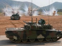 Royal Thai Army (RTA) VT-4 main battle tanks