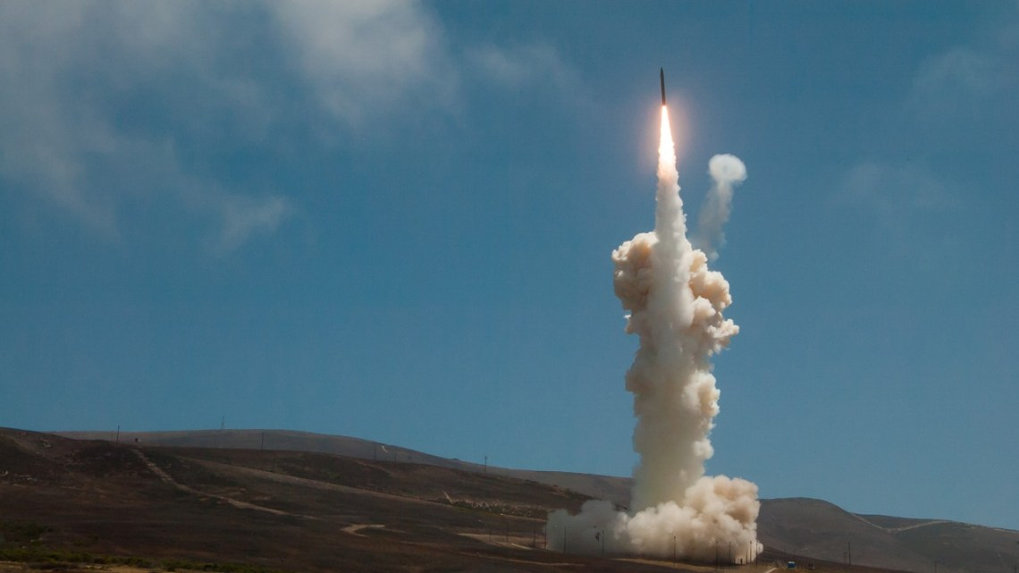 Boeing Ground-Based Midcourse Defense (GMD)