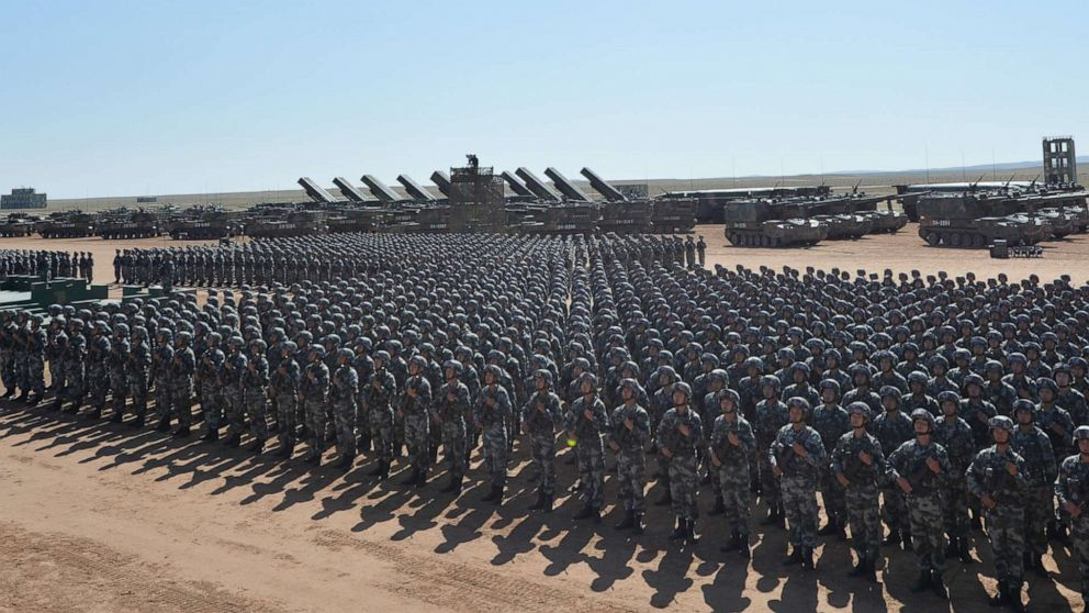 China Drafts Law to Control Arms Sales