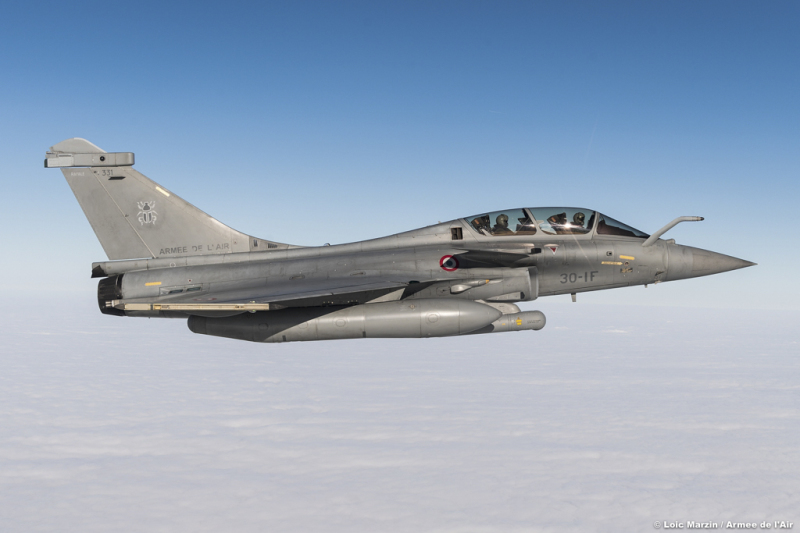 The French Air Force has declared the initial operational capability of the latest F3R standard of its Rafale fighter, which will be further upgraded in 2020 with the integration of the Meteor air-to-air missile and the Telios laser designator pod.
