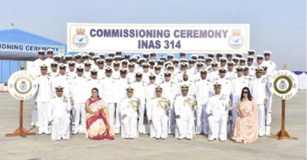 Indian Naval Air Squadron 314Dornier Multi-role SRMR Aircraft