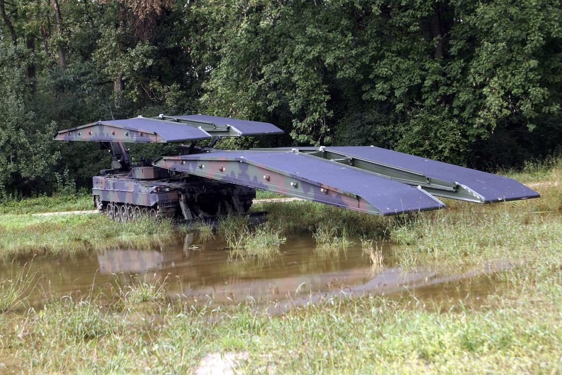 Denmark Procures Leguan Bridge-Layers