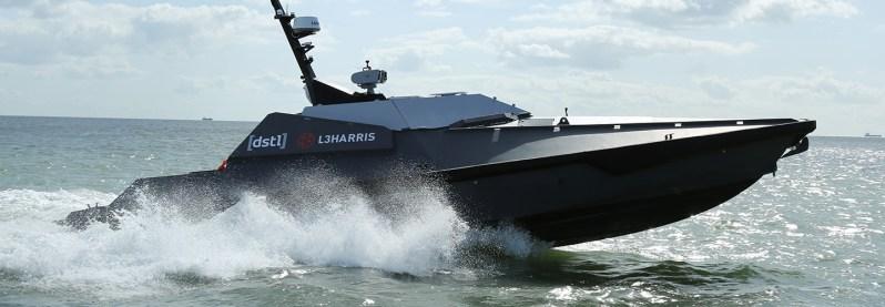 Maritime Autonomy Surface Testbed (MAST) 13