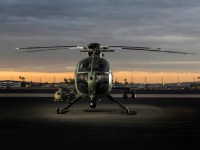 MD Helicopters, Inc. MD 530G Block II Scout Attack Helicopter