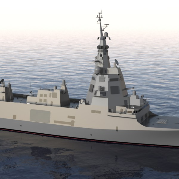 Spain builds on its 20-year partnership with Lockheed Martin with the selection of SPY-7, the company's latest radar technology and combat system for the new F-110 frigates.