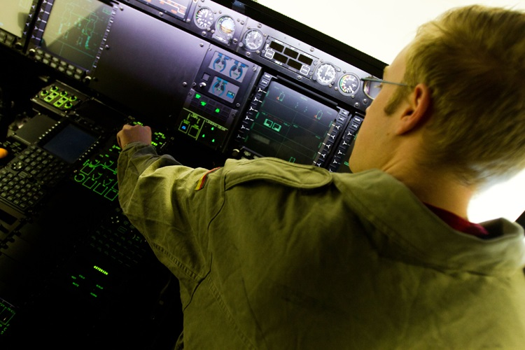 Rheinmetall's Asterion Simulator lets German Navy Crews Train Before Delivery of the First Helicopter
