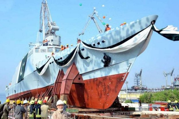 Pakistan Navy Receives FAC(M) - 4 Fast Attack Craft