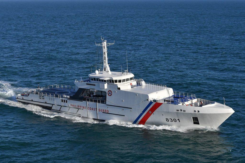 Philippines Coast Guard BRP Gabriela Silan