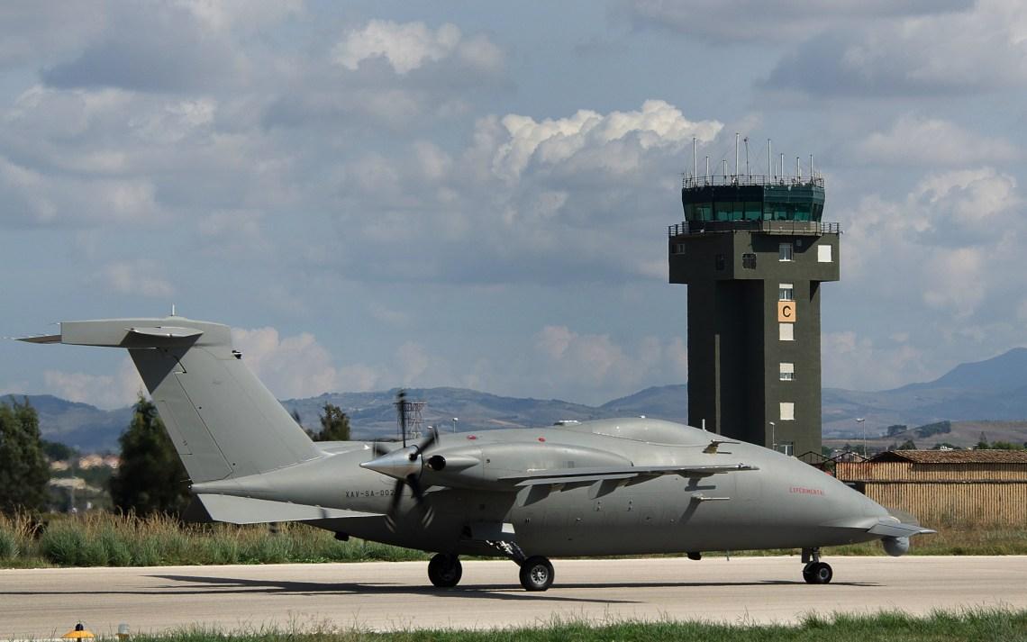 Piaggio Aerospace P.1HH HammerHead Unmanned Aerial System (UAS)