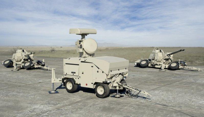 Skyguard Air Defence Systems