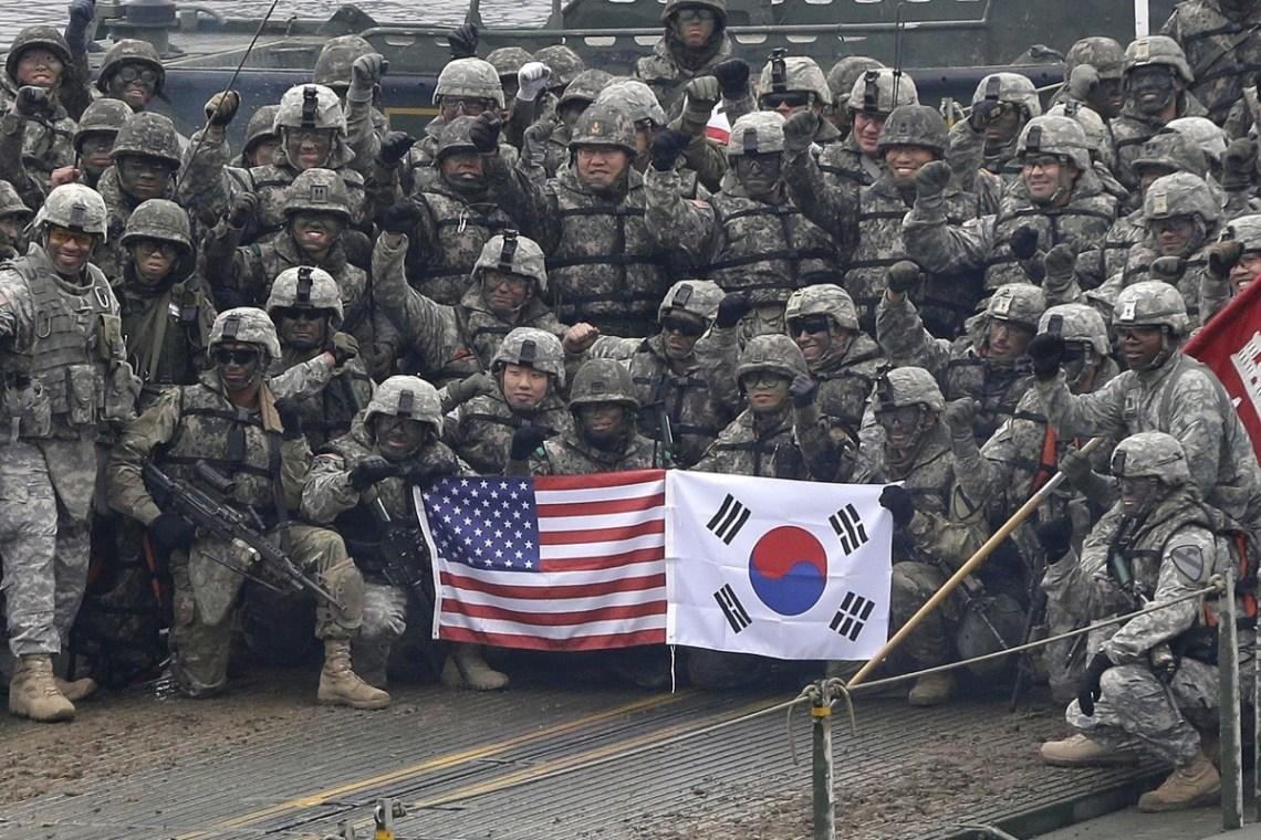 U.S. House and Senate Set Bill to Keep No Less Than 28,500 in Korea