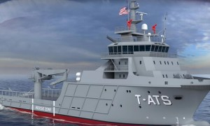 Navajo-class Towing, Salvage and Rescue Ship (T-ATS)