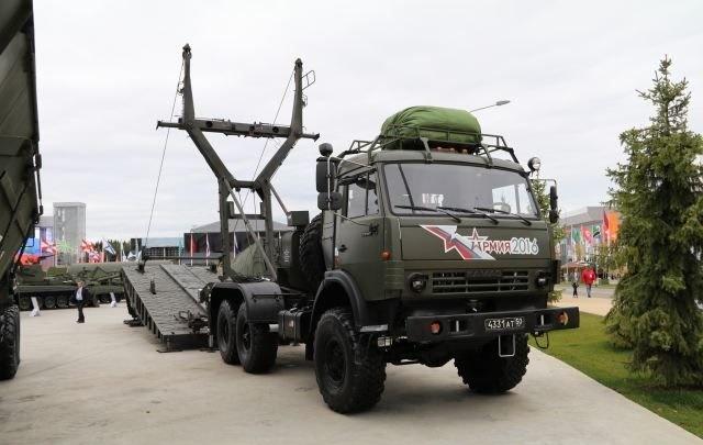TMM-3M2 heavy mechanized bridge