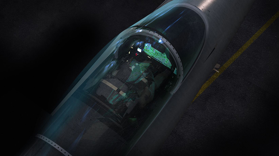 Boeing F-15EX all-weather multirole strike fighter