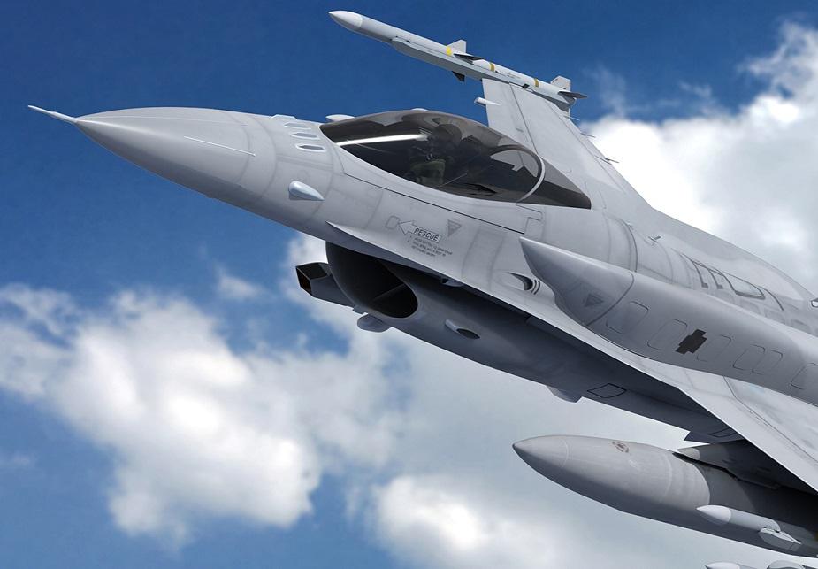 Lockheed Martin Awarded Contract to Provide the Taiwan F-16 Peace Phoenix Rising