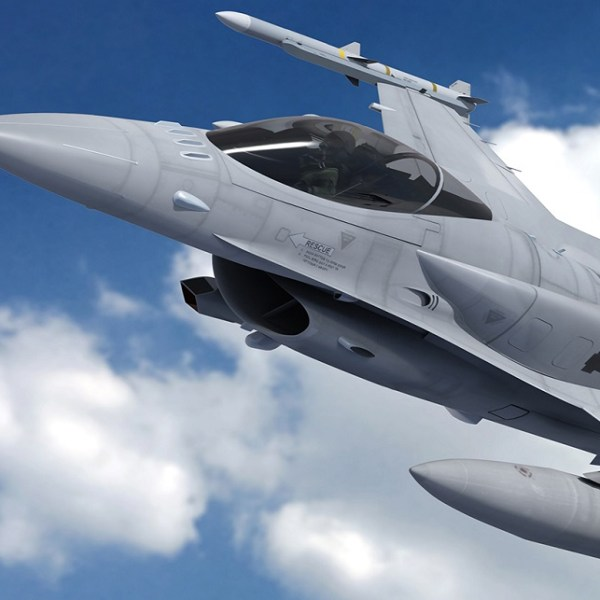 Lockheed Martin Awarded Contract to Provide the Taiwan F-16 Peace Phoenix Rising