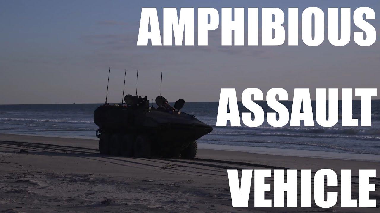 Amphibious Combat Vehicle