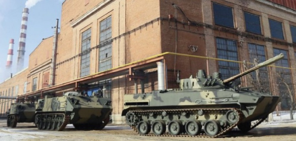 Russian Airborne Forces to Receive Two BMD-4M and BTR-MDM battalion in 2020