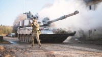 Challenger 2 Street Fighter Main Battle Tank