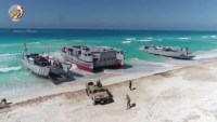 Egyptian Navy Conducts Large-Scale Amphibious Exercise in Eastern Mediterranean Sea