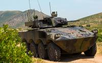 Italian Army Orders 30 Freccia VBM 8×8 Armoured Infantry Fighting Vehicle