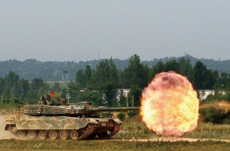 Hyundai Rotem Positions for Future Polish Tank