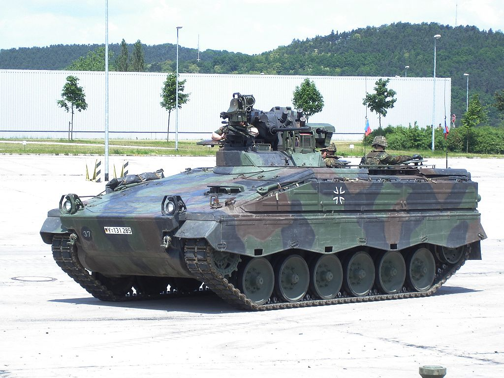 Marder Infantry Fighting Vehicle