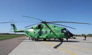 Mil Mi-38T Medium-Range Multi-Purpose Helicopter