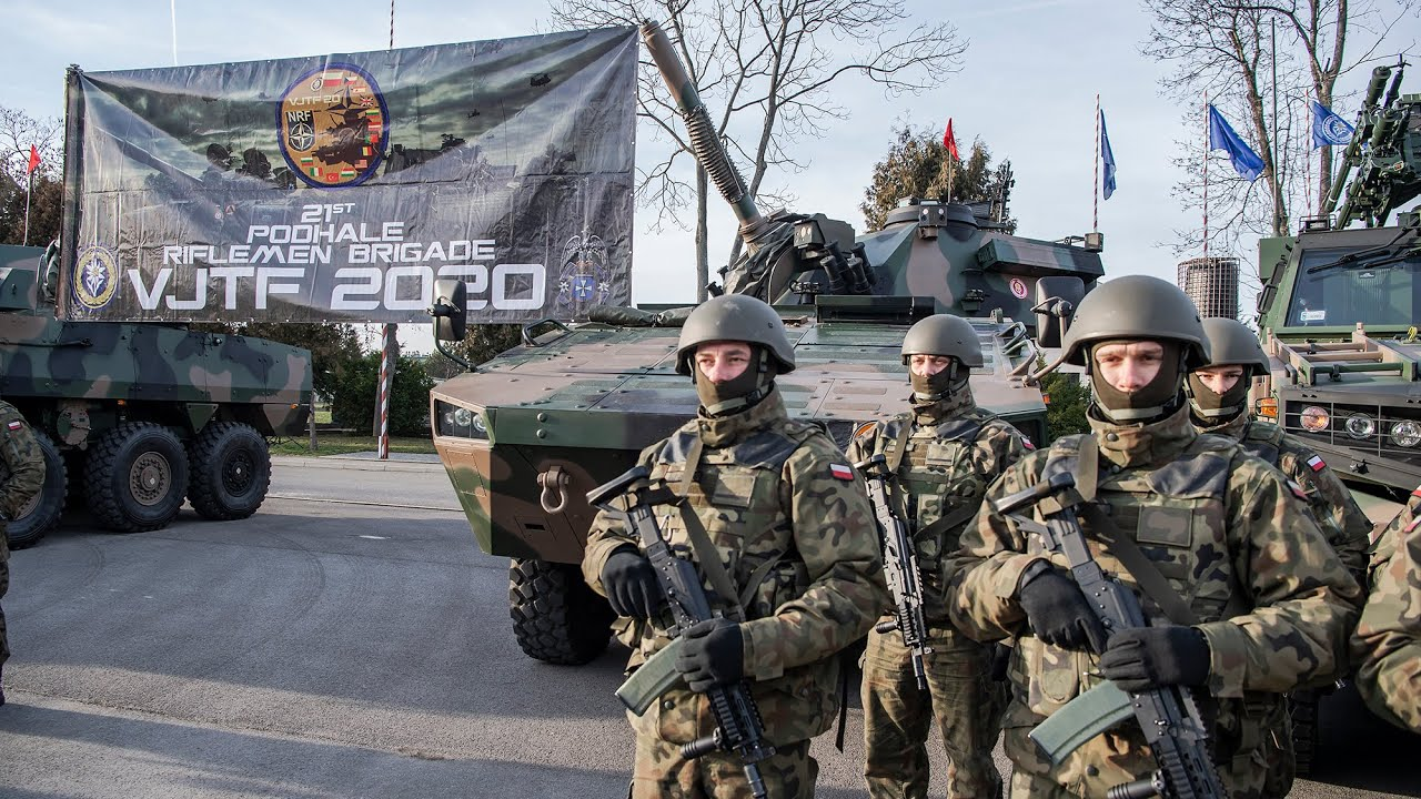 NATO Very High Readiness Joint Task Force